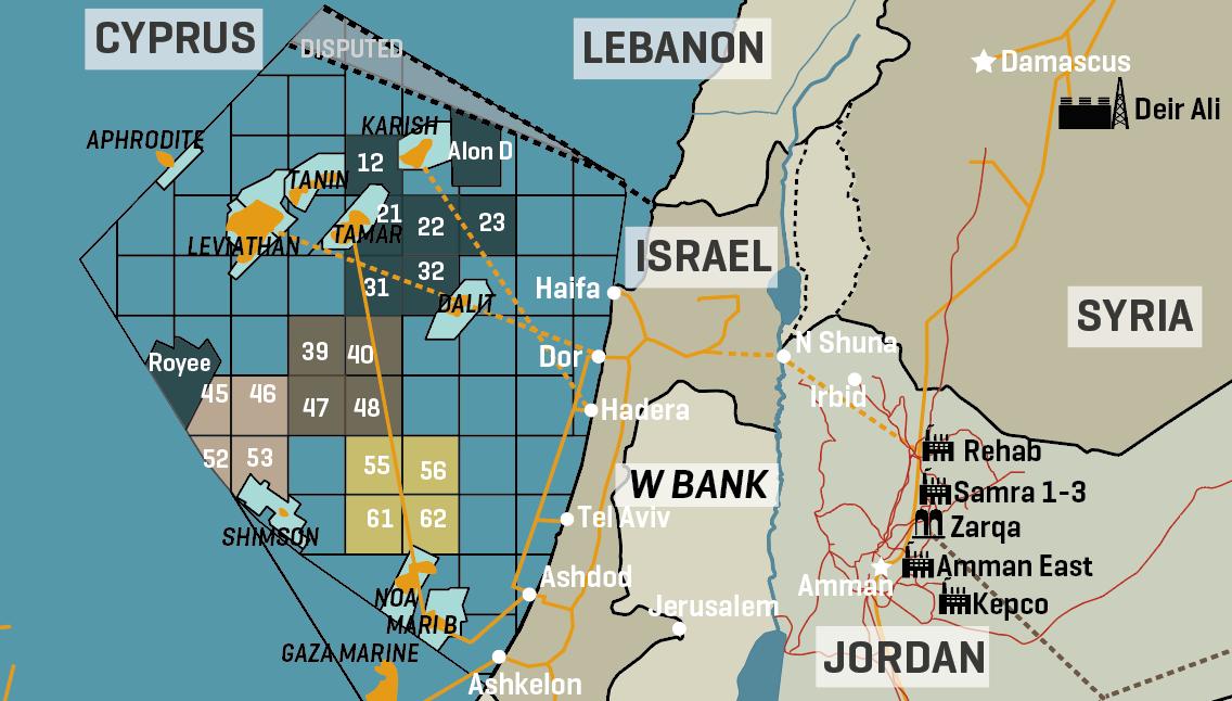 Israel Second Offshore Bid Round