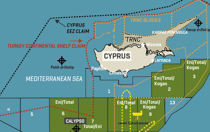 Cyprus Offshore: Eni/Total Increase Cooperation