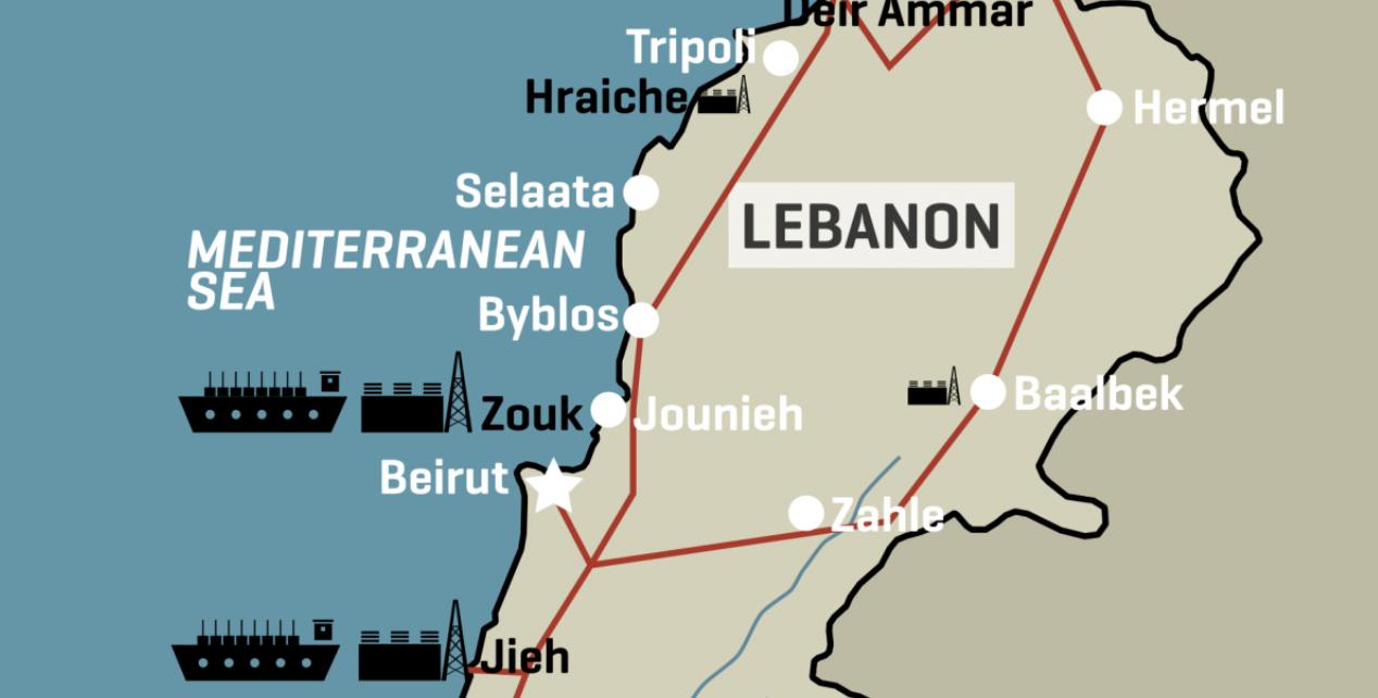 Lebanon's Power Infrastructure