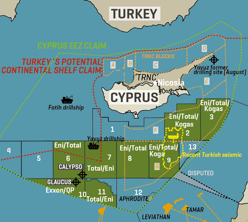 Claims & Counterclaims In The Eastern Med